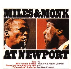 Rhode Island albums Miles and Monk