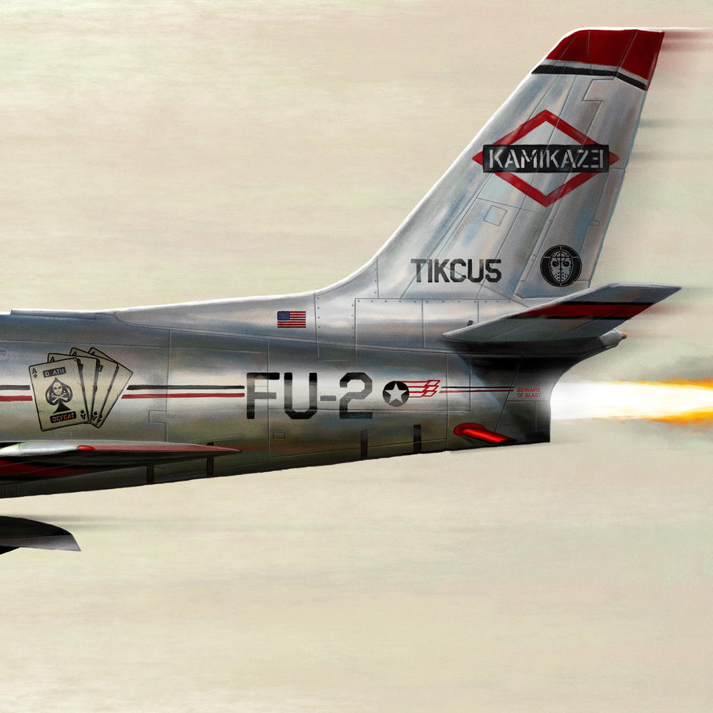 Eminem new album Kamikaze