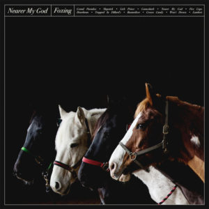 Foxing Nearer My God review