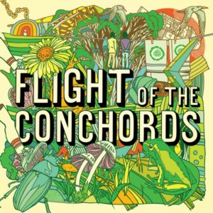 Sub Pop 30 years tracks Flight of the Conchords