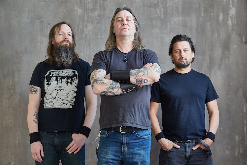 High On Fire fall tour