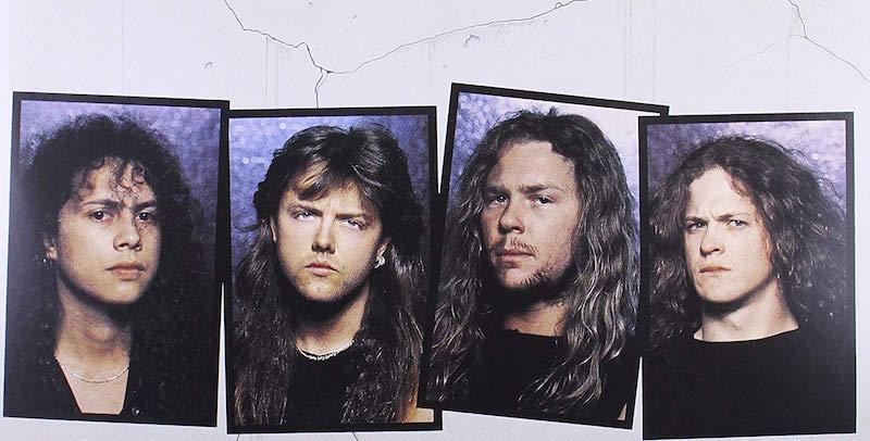 Metallica Justice 30th anniversary