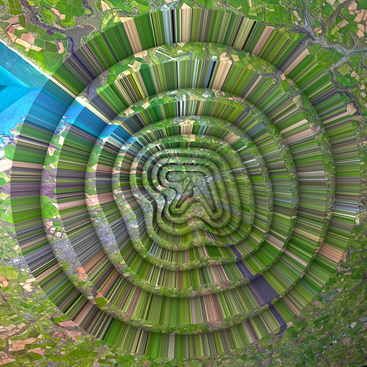Aphex Twin new EP Collapse