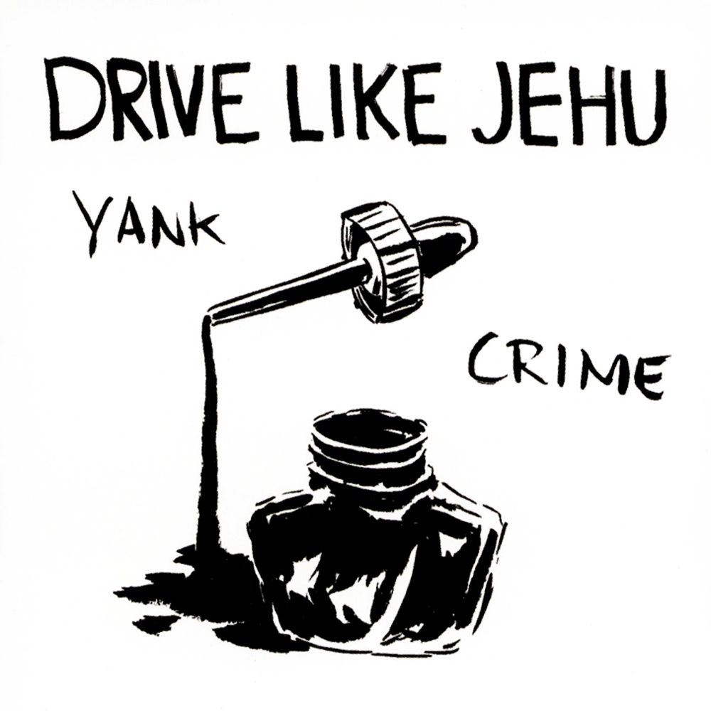 Drive Like Jehu Yank Crime blueprint