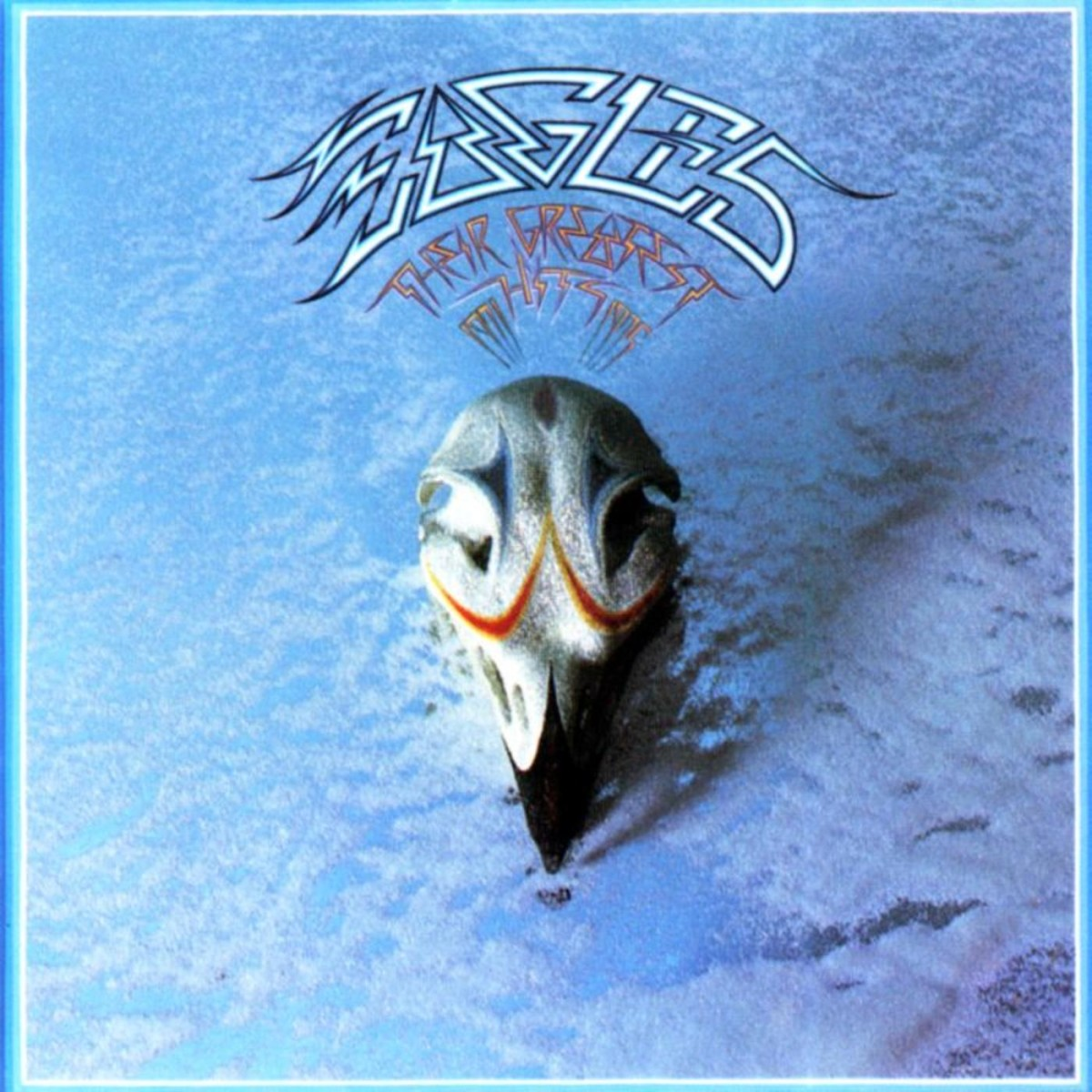 Eagles Greatest Hits sales record