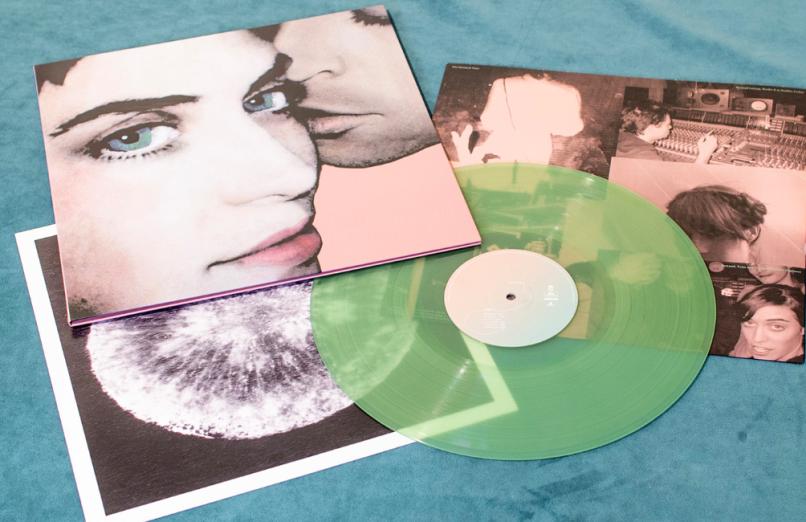 Feist Let It Die vinyl reissue
