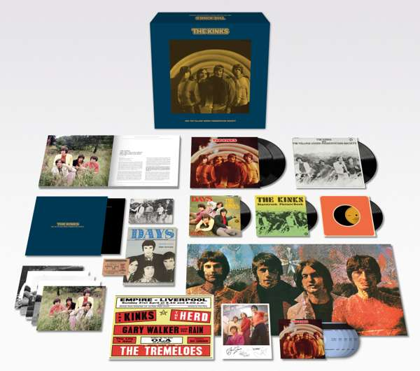 Kinks box set Village Green