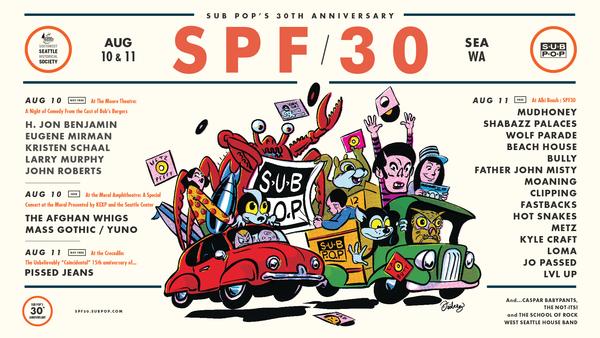 SPF30 festival