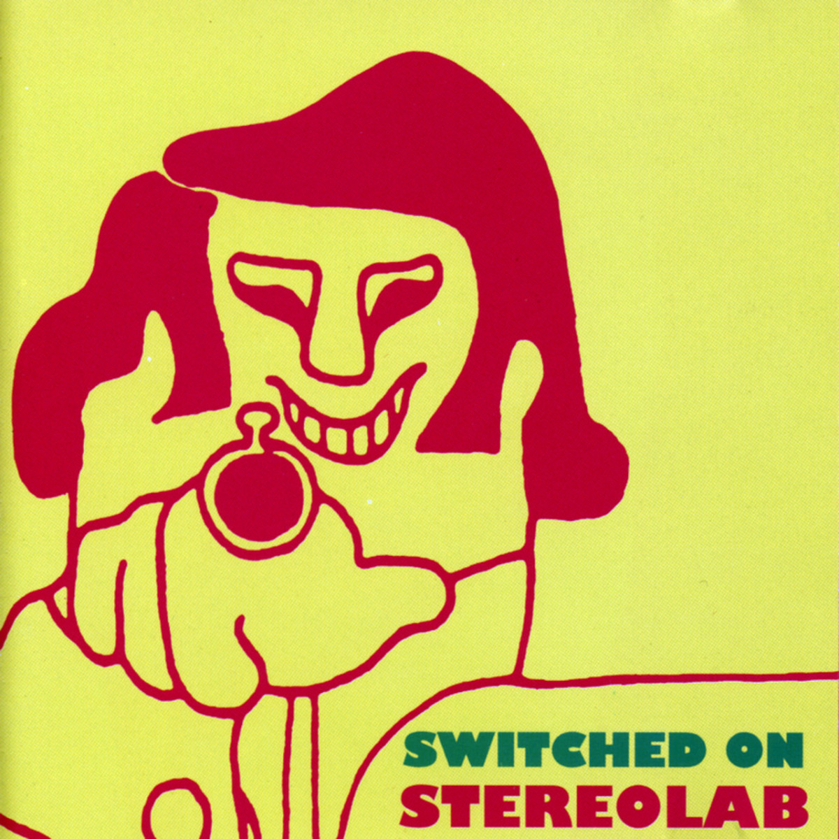 Stereolab Switched On reissue vinyl