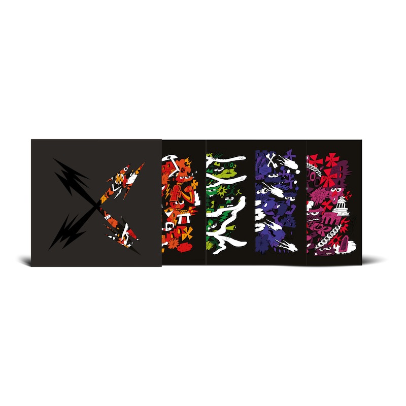 Brainfeeder X box set