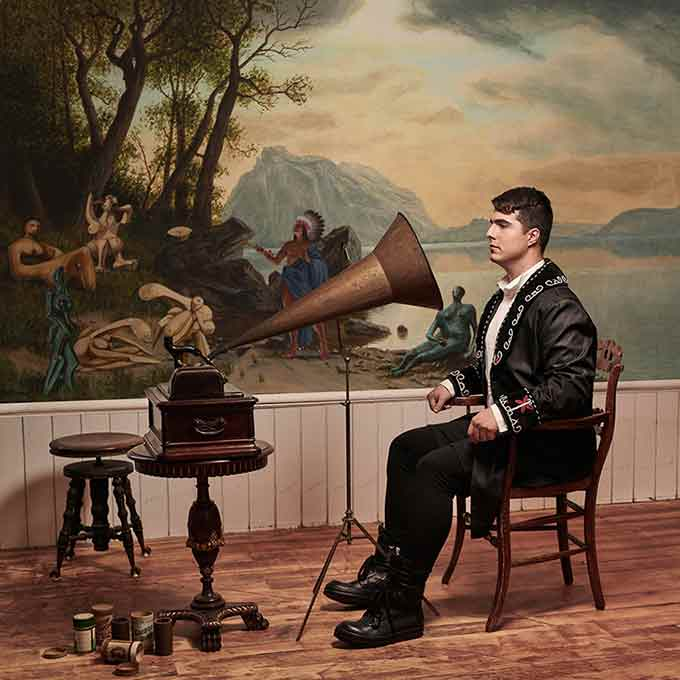Jeremy Dutcher Polaris Prize