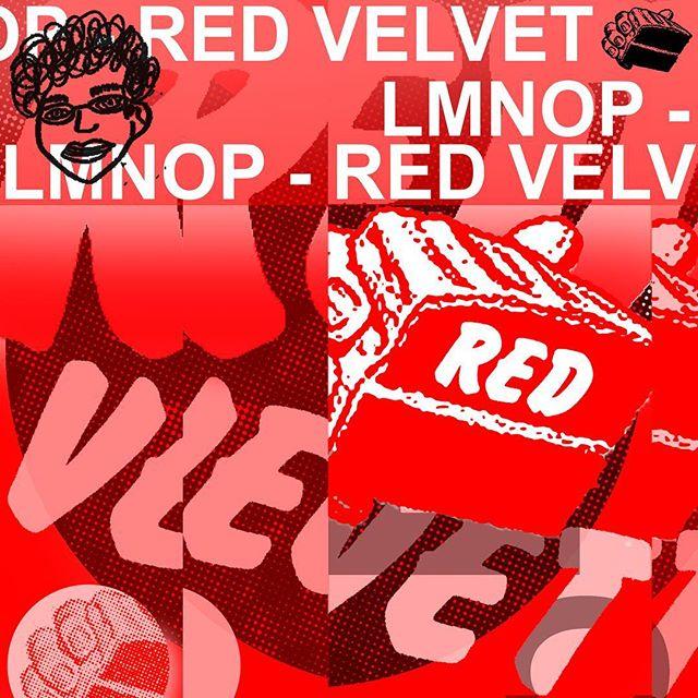 LMNOP Red Velvet premiere