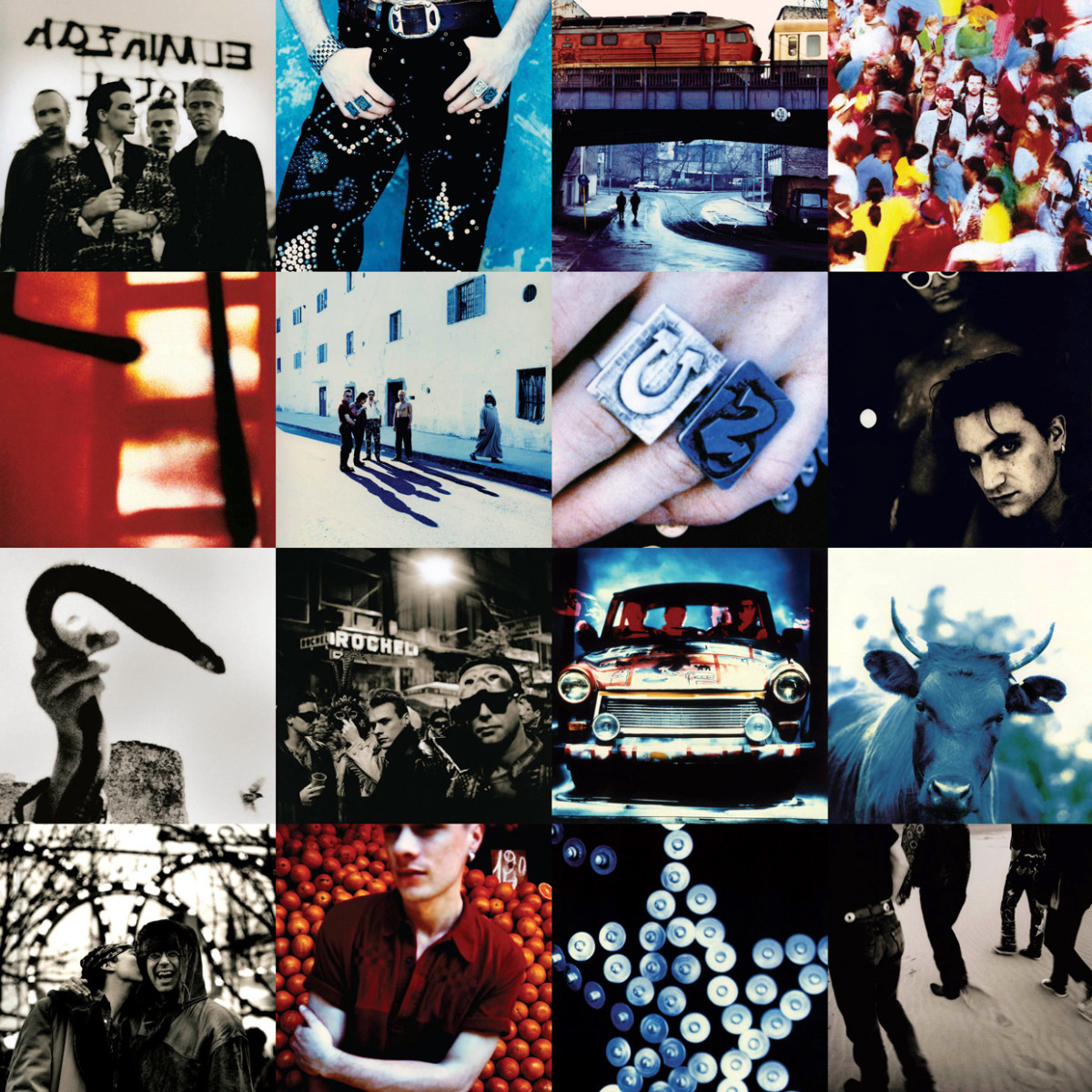U2 Achtung Baby review