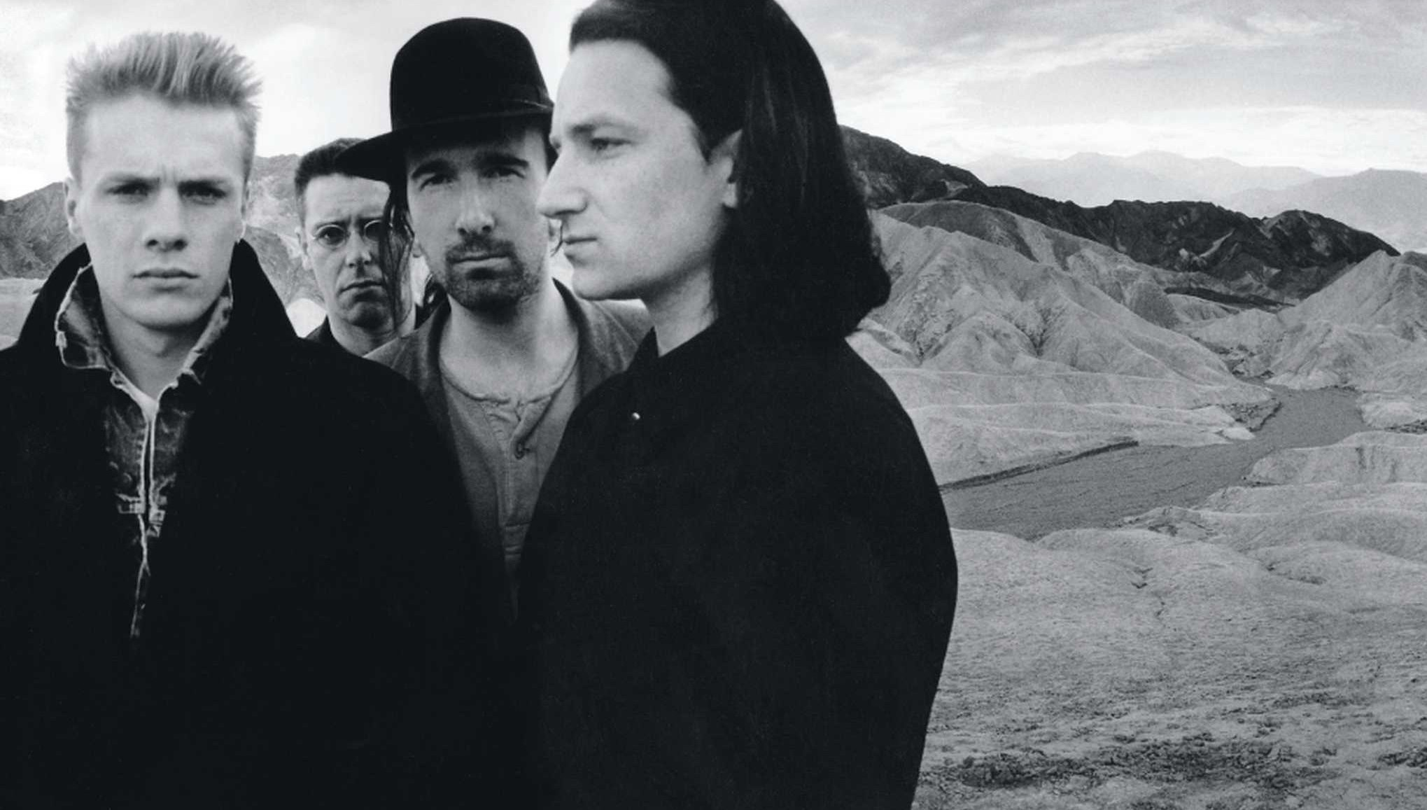 U2 best songs greatest hits
