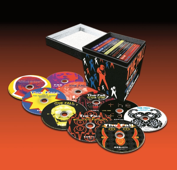 The Fall live box set