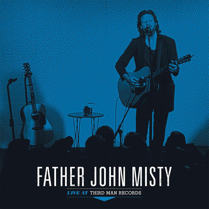 Father John Misty live at third man