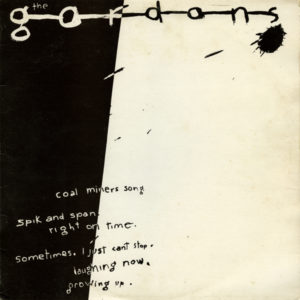 essential Flying Nun albums The Gordons