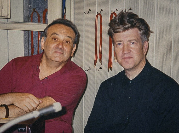 David Lynch Angelo Badalamenti Thought Gang