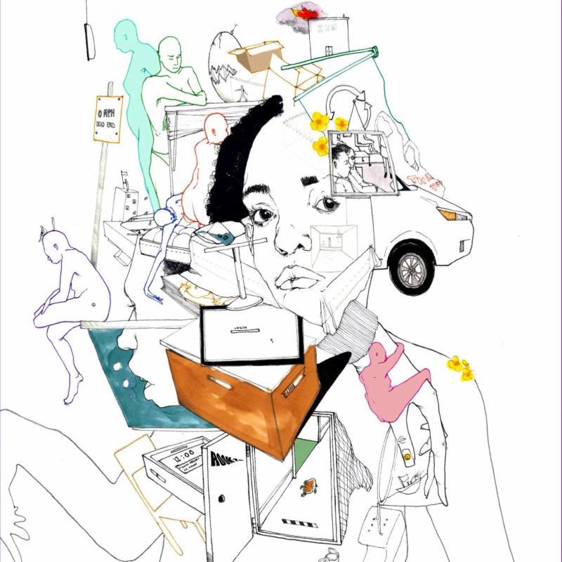 Noname debut album Room 25