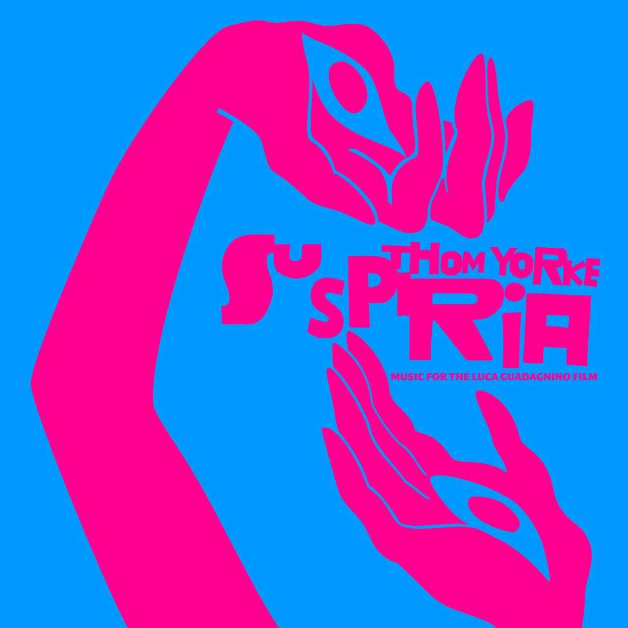 Thom Yorke Suspiria soundtrack details
