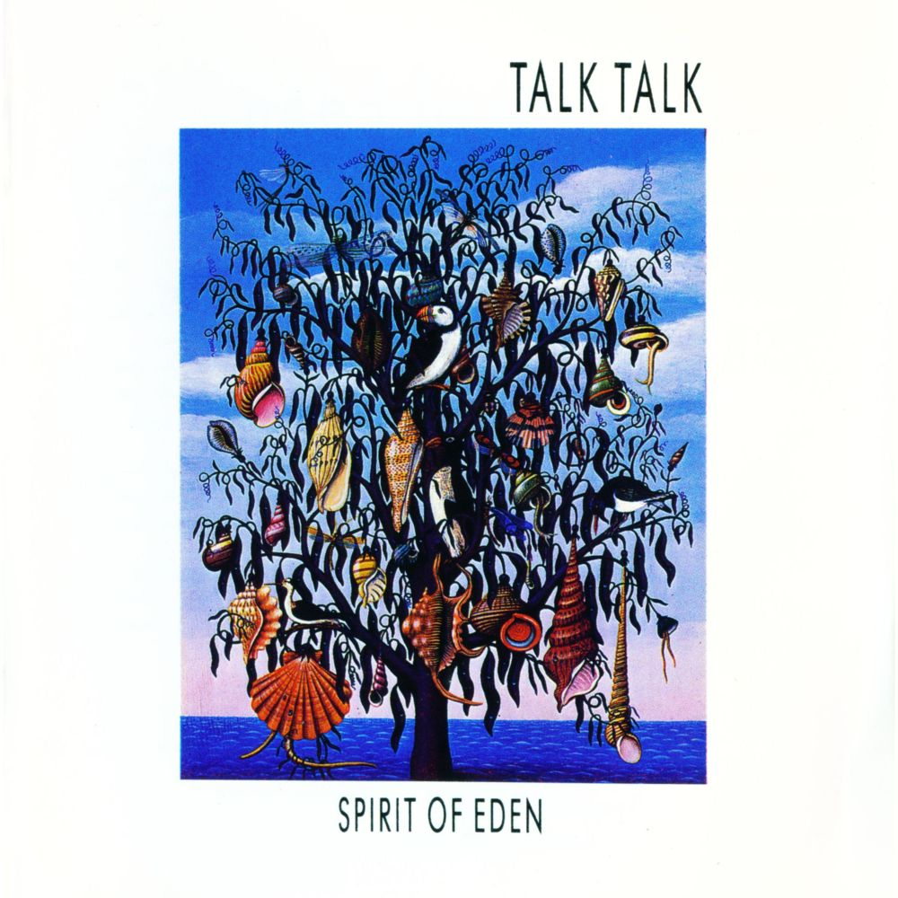 Talk Talk Spirit of Eden 30th anniversary hall of fame