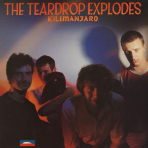 best post-punk albums Teardrop Explodes