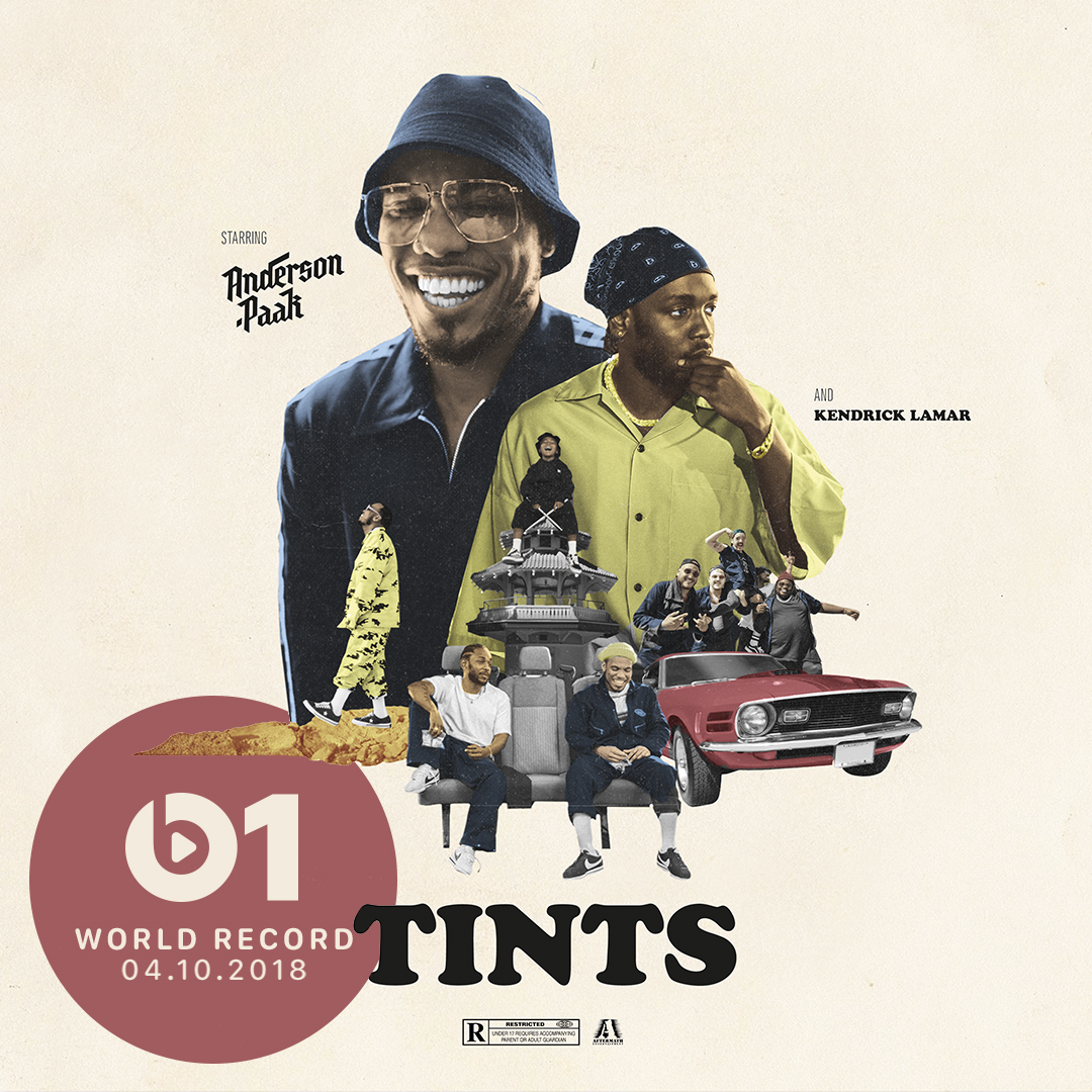 Anderson Paak Tints Essential Track