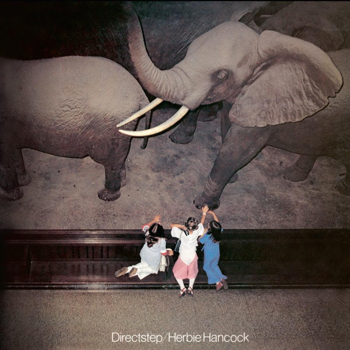 Herbie Hancock albums rated Directstep