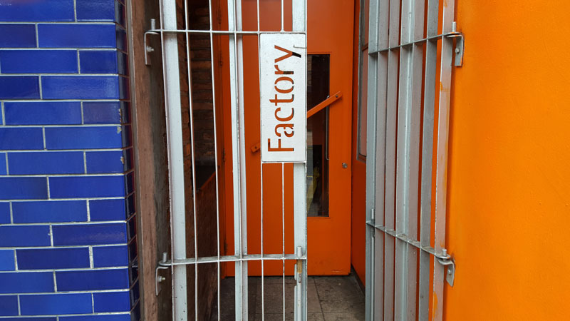 Factory Records Manchester