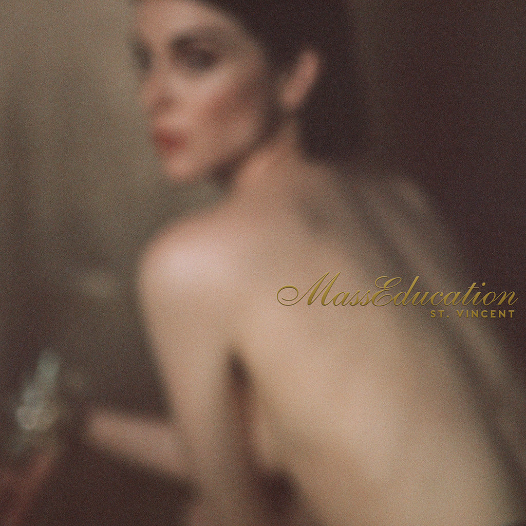 St. Vincent new album MassEducation