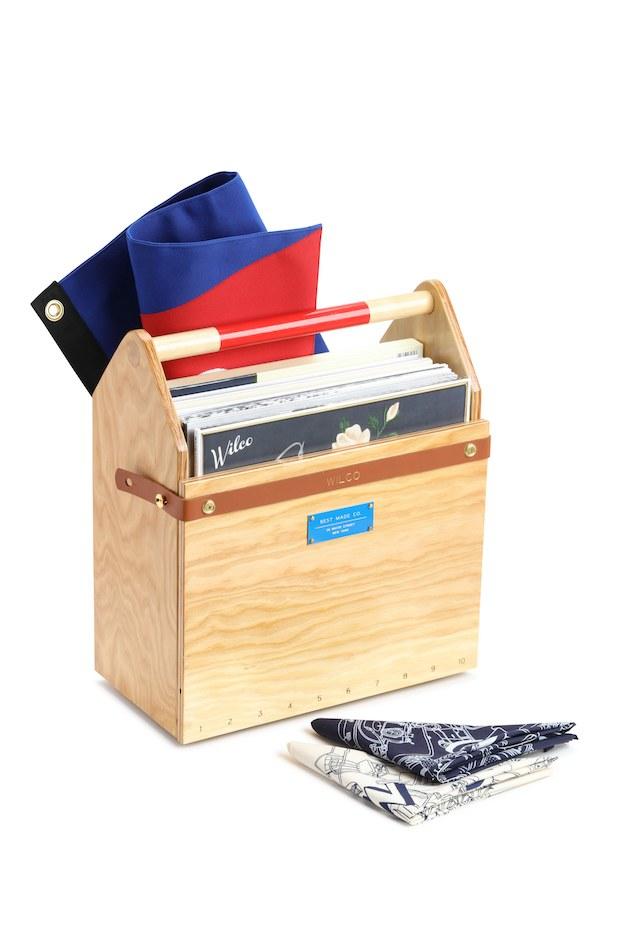 Wilco box set Best Made Co.