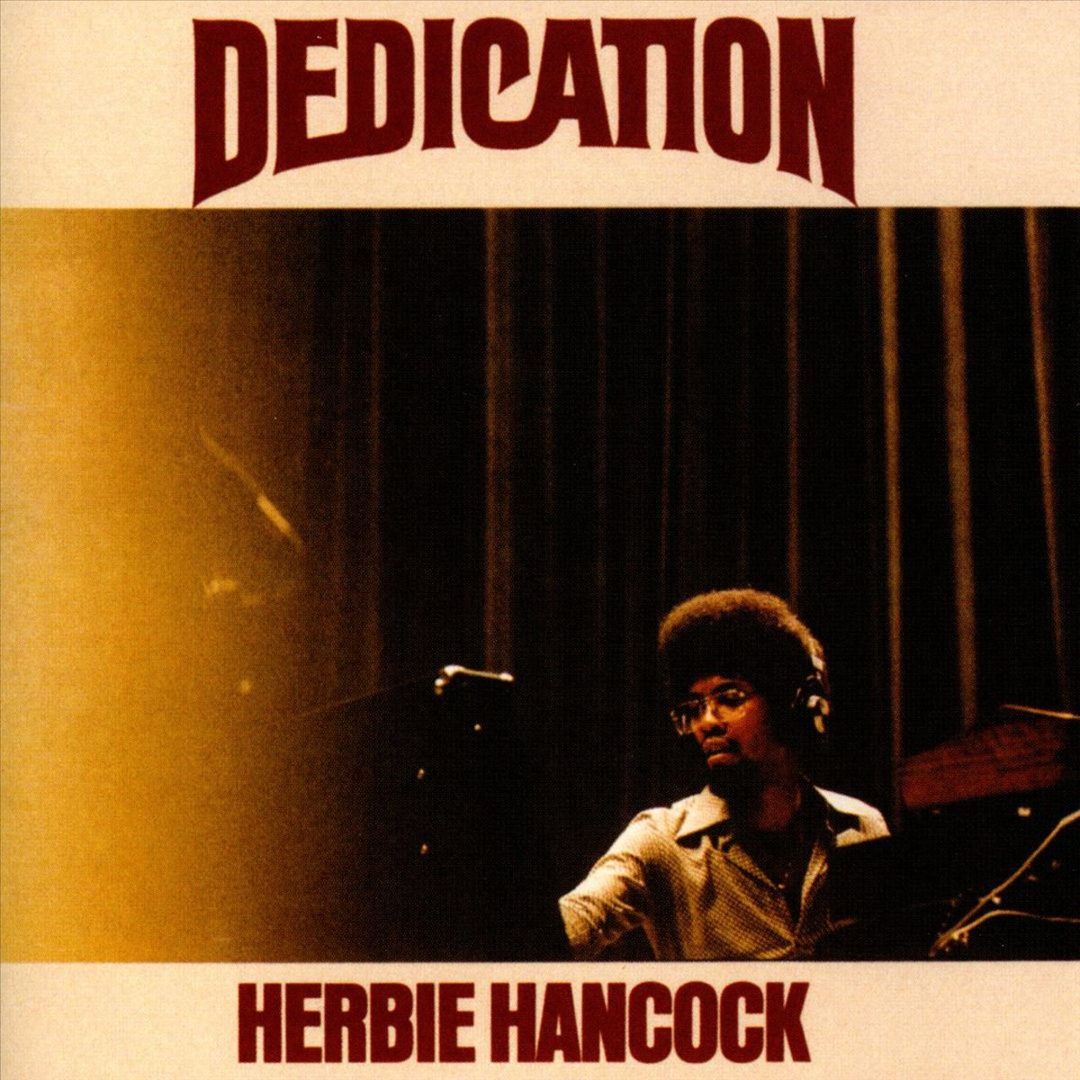 Herbie Hancock discography Dedication