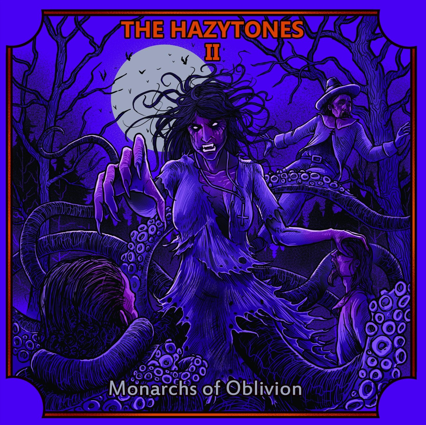 The Hazytones Monarchs of Oblivion premiere