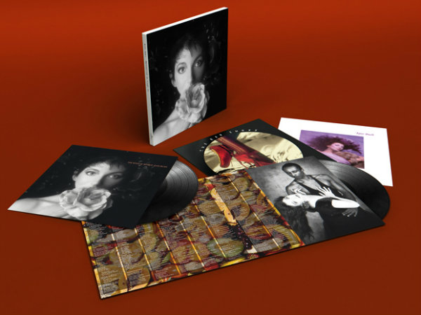 Kate Bush vinyl box set reissues