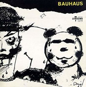 best post-punk albums Bauhaus Mask