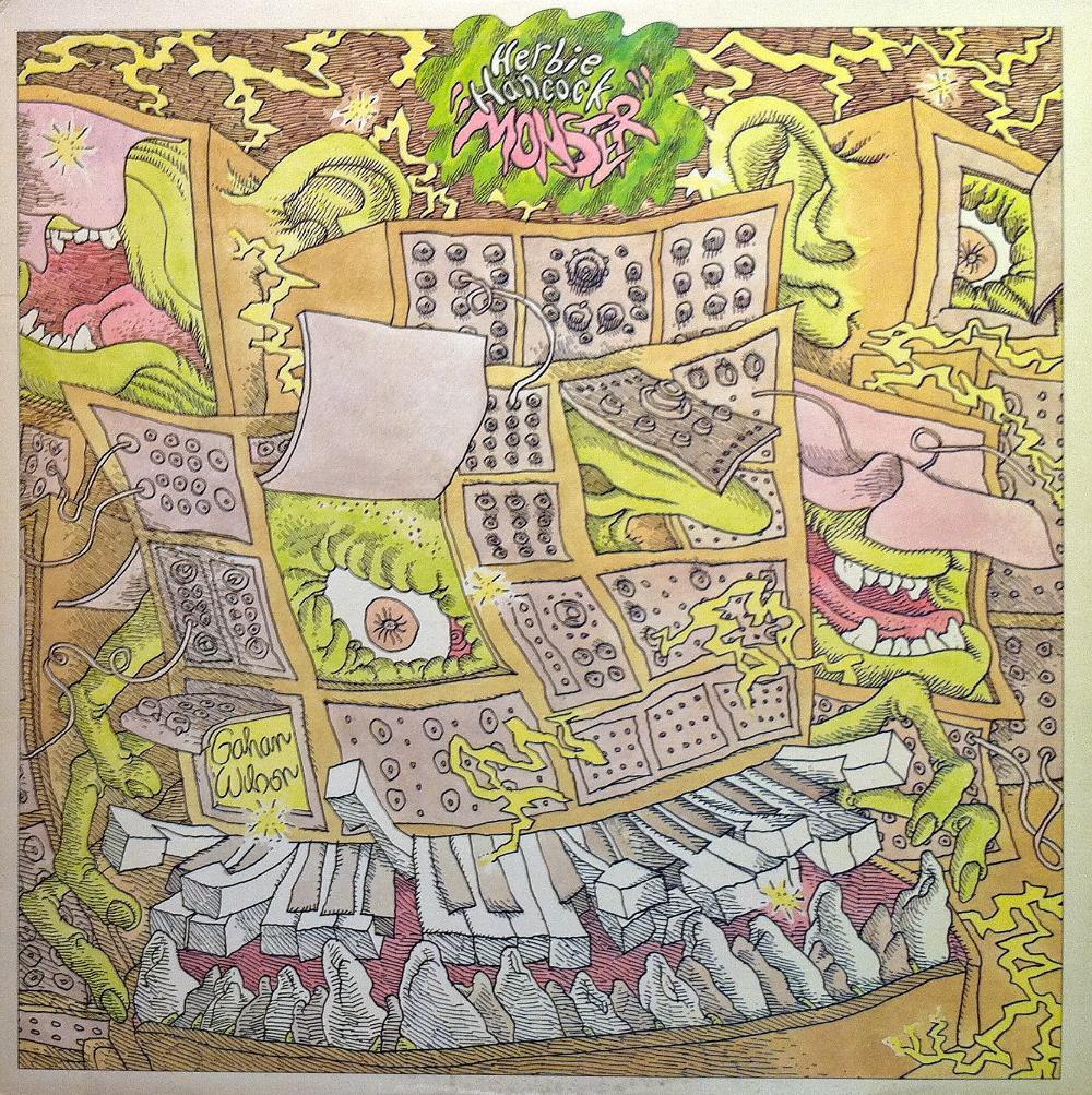 Herbie Hancock discography Monster