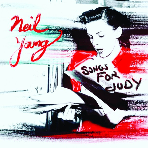 Neil Young Songs for Judy live album