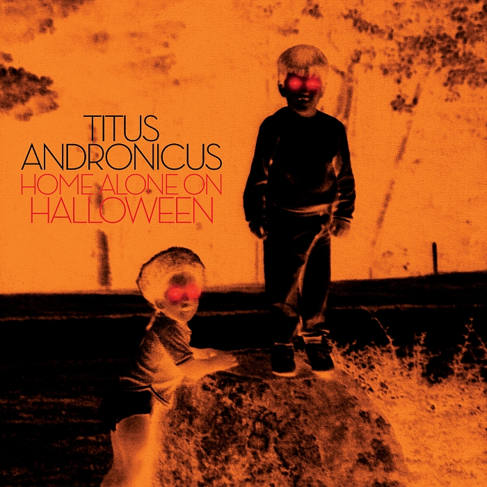 Titus Andronicus new EP Halloween
