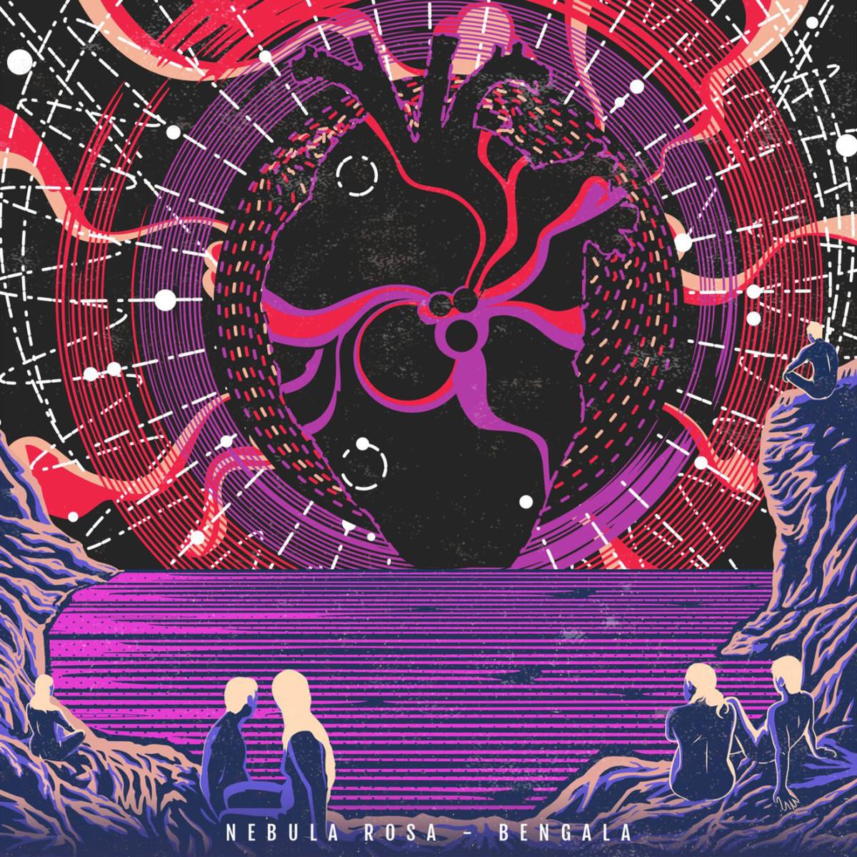 Nebula Rosa album premiere