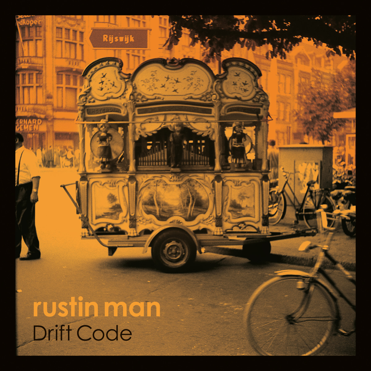 Rustin Man new album Drift Code