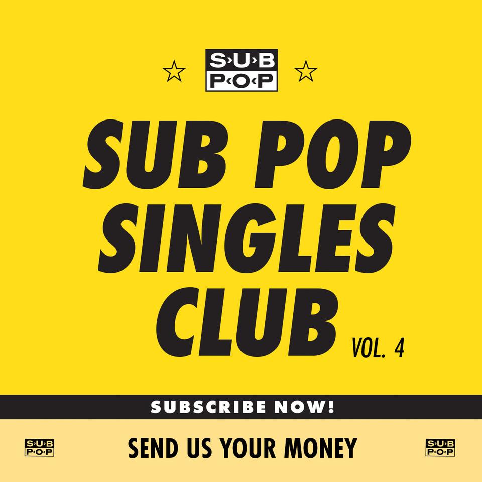 Sub Pop Singles Club 2019