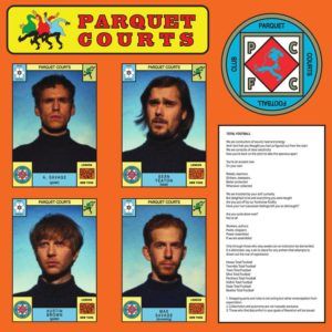 best songs of 2018 Parquet Courts