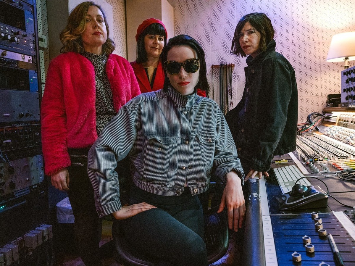 Sleater-Kinney St. Vincent new album