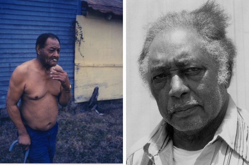 Junior Kimbrough vs RL Burnside