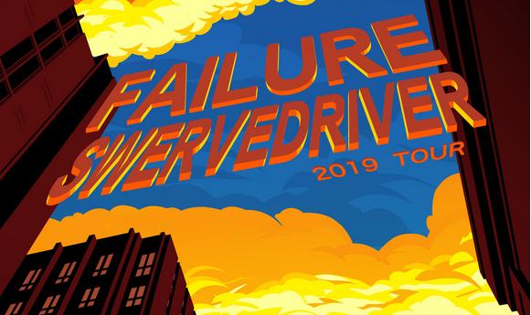 Failure Swervedriver tour