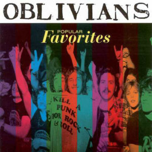 essential punk blues albums Oblivians