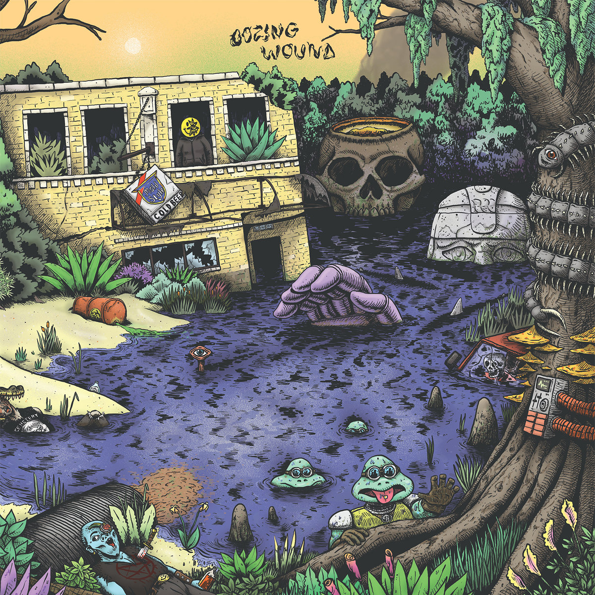 Oozing Wound essential track