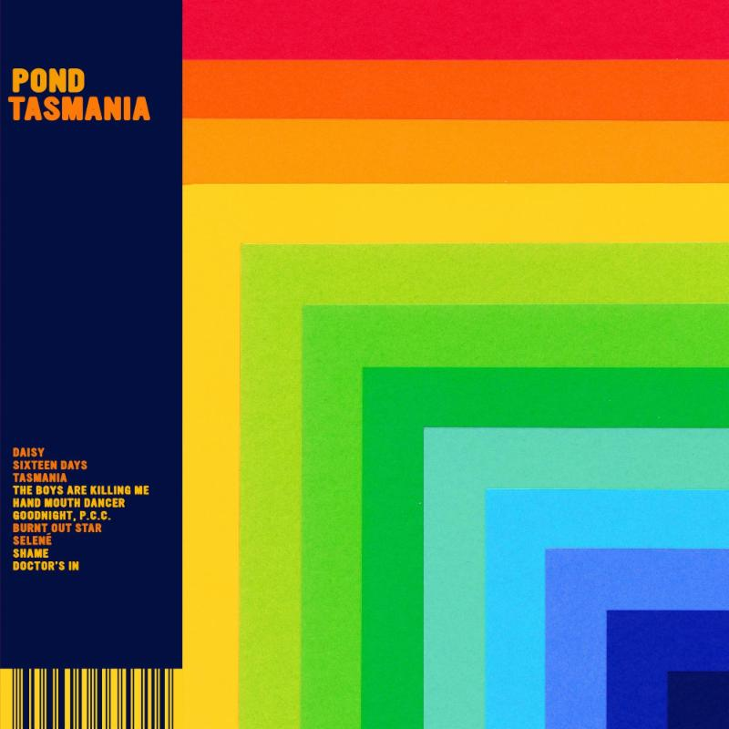 Pond new album Tasmania