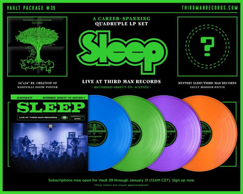 Sleep live album