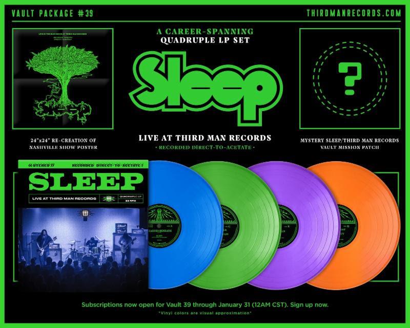 Sleep live album